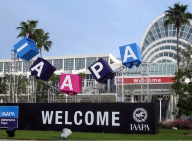 See you in IAAPA 2018 Orlando/FL