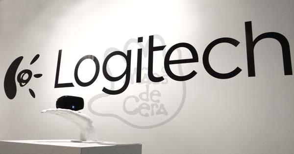 Peça feita para apresentação de novos produtos da Logitech